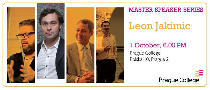 Celebrating the Master Speaker Series