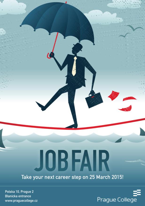 Prague College Job Fair 2015