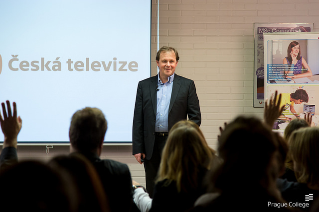 Director of Czech Television outlines direction of TV in the internet age