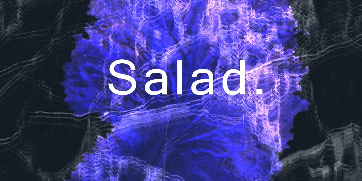 Salad Days for Interactive Media art students