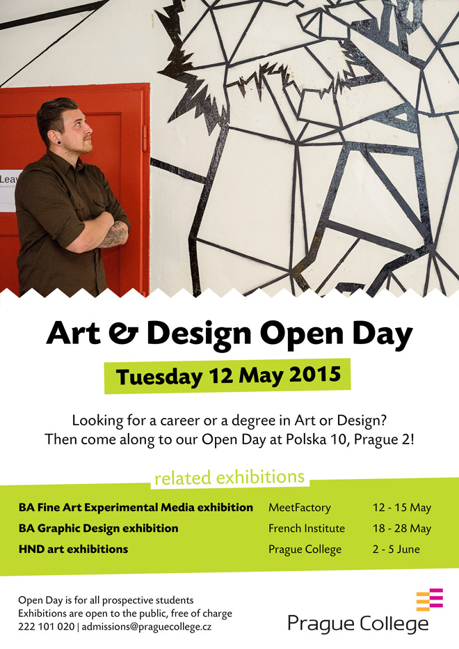 Open Day 12 May 2015
