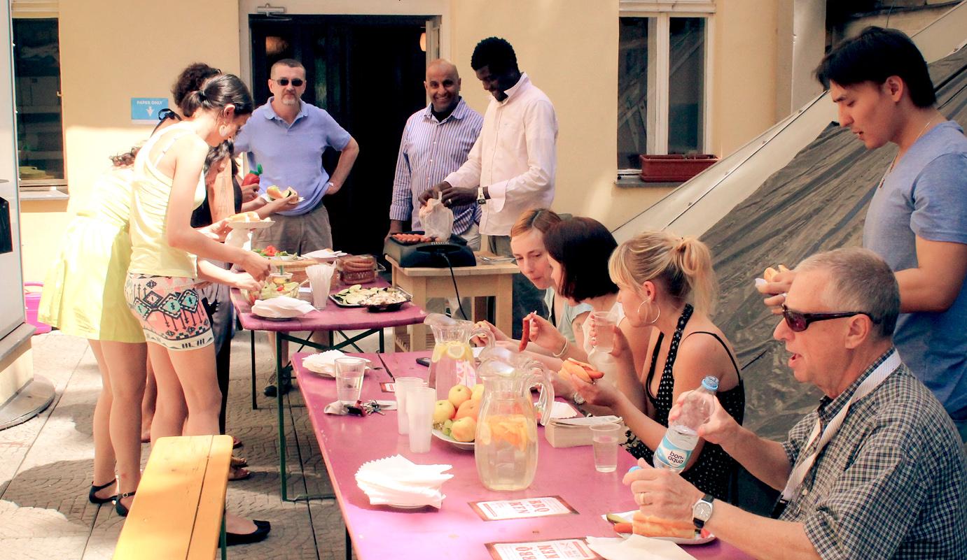 Summer events at Prague College