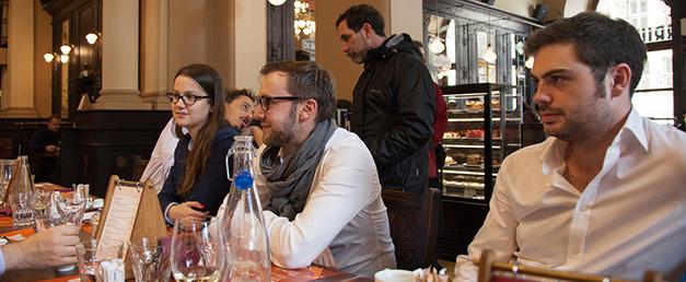 Alumni Drinks at Bruxx on 9 November
