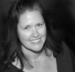 Cynthia Graner Headshot B&W Square
