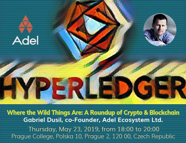 Hyperledger - Meetup (Gabriel Dusil, 18.May.23)