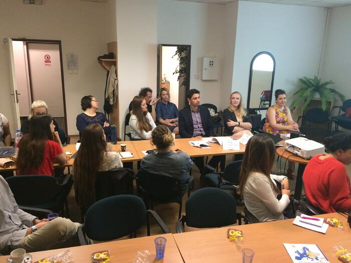 US students visit Ministry for Regional Development