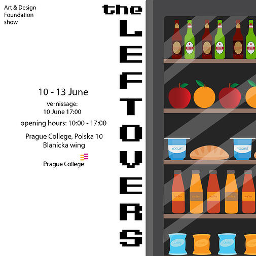 The Leftovers Foundation in Art & Design exhibition