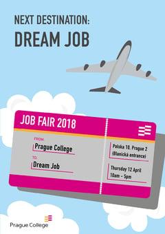 Prague College Job Fair 2018