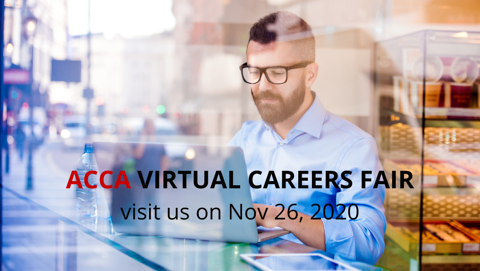 ACCA Virtual Careers Fair