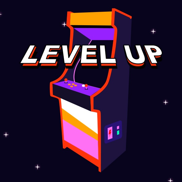 LEVEL UP! HND Graphic Design show 2018