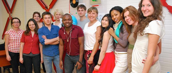 Většina studentů na Prague Collegenavštěvuje denní studium!