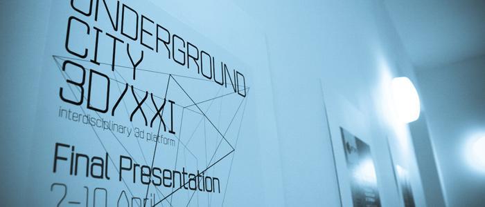Underground City XXI
