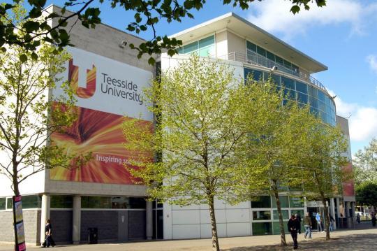 Teesside University