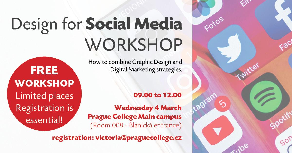 Design for Social Media Workshop
