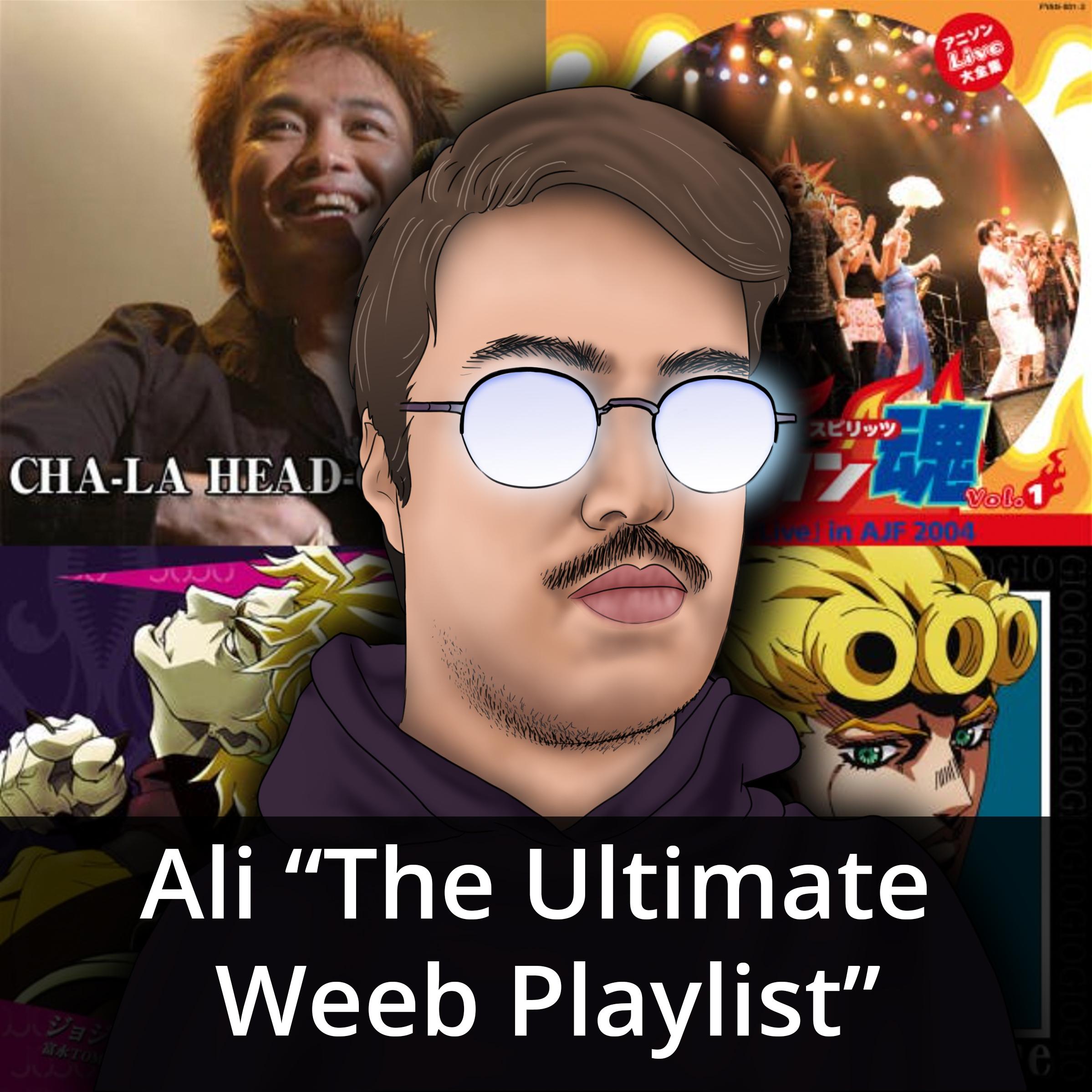 Guest Playlist Curator: Ali -