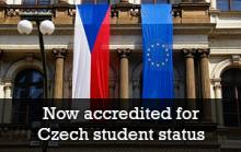 Prague College students to enjoy full Czech student status from 2016