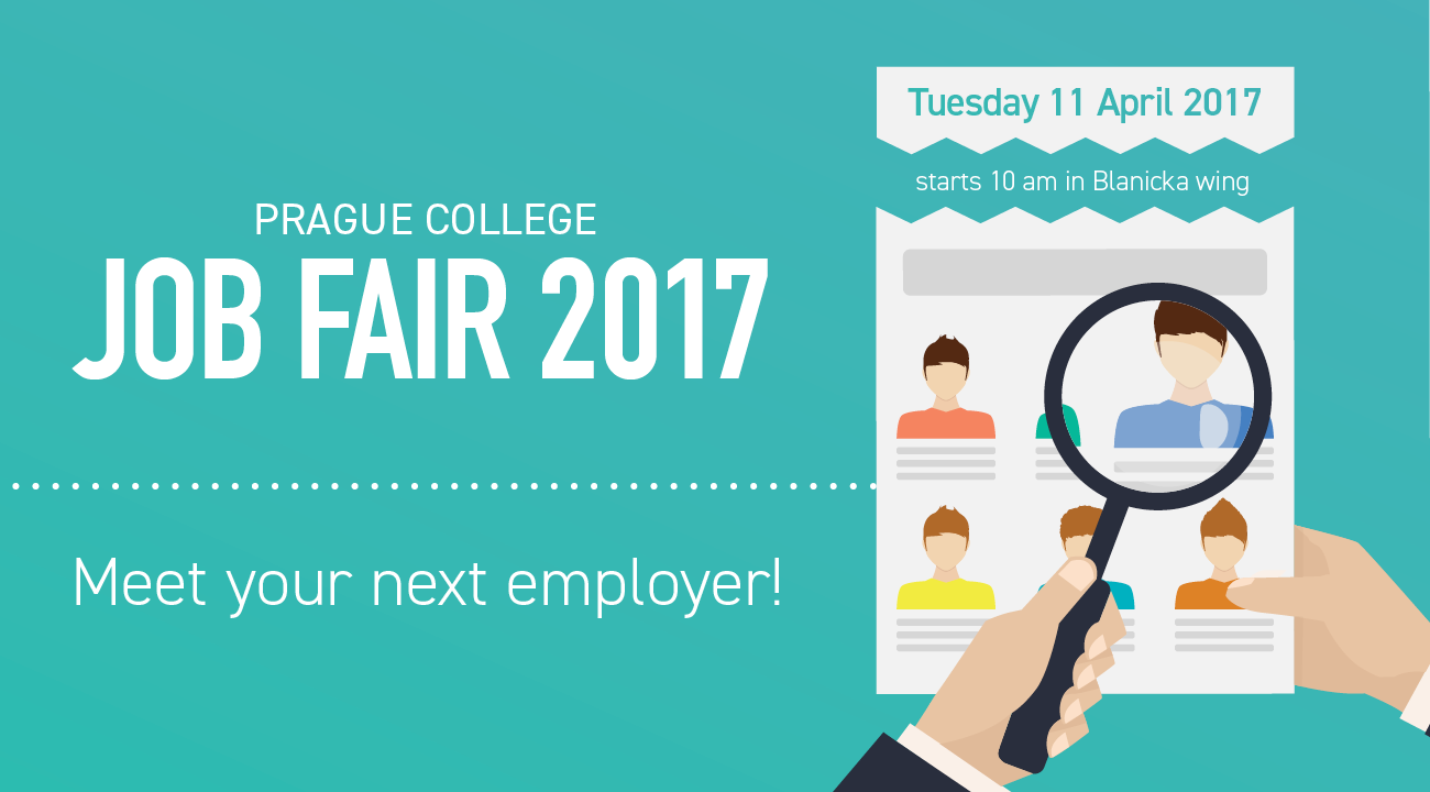 Prague College Job Fair 2017