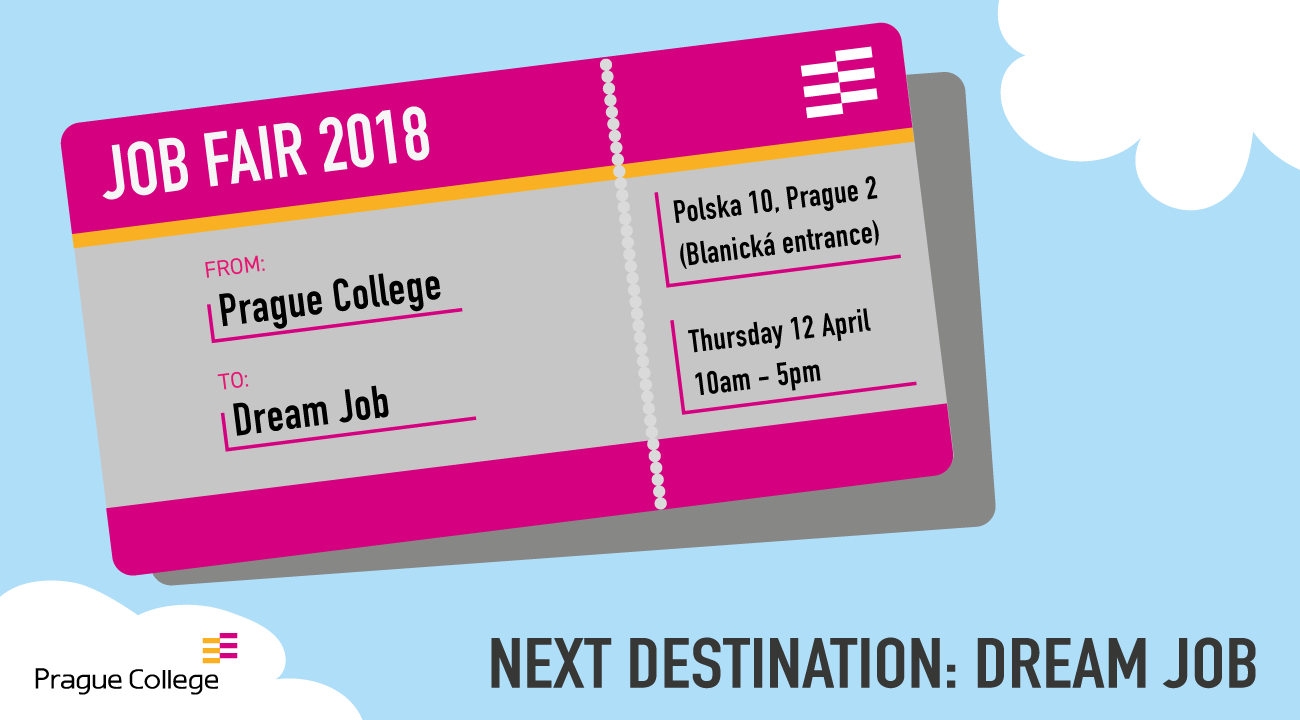 Prague College Job Fair 2018