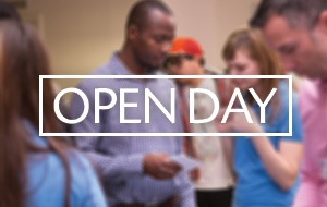 Welcome to our November Open Day