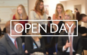 Applying for University? Come to our Open Day on 14 October