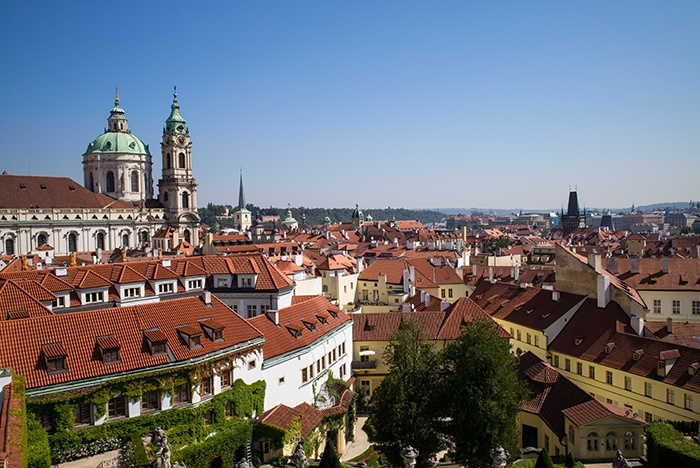 Prague leads the way for culture in new European report