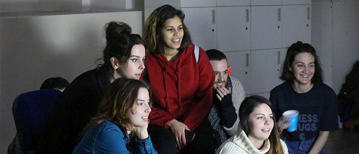 Většina studentů na Prague College navštěvuje denní studium