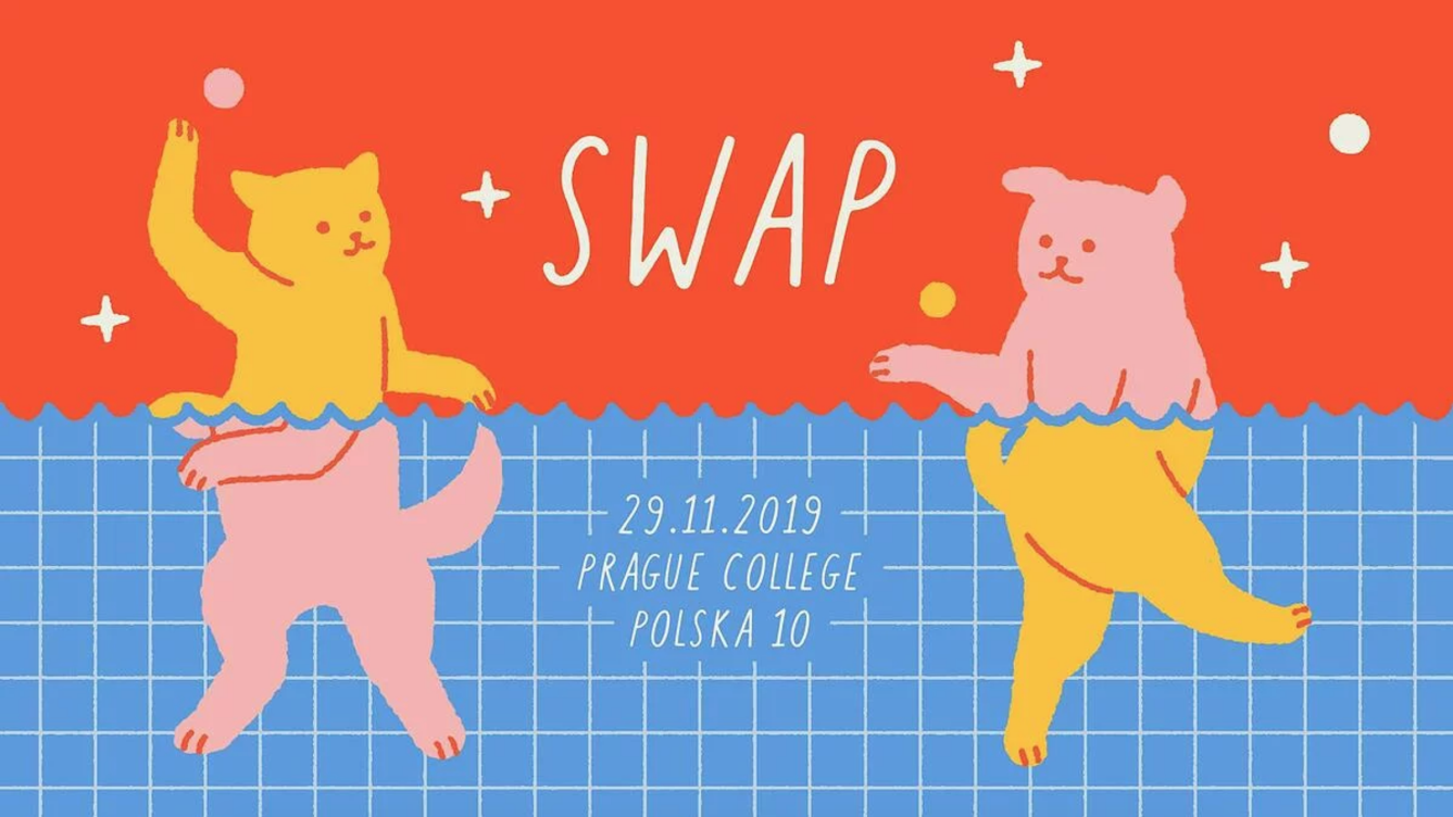 Prague College Swap Shop