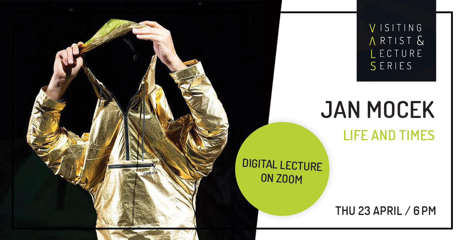 Visiting Artist Lecture: Jan Mocek - Life and Times