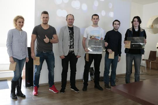 Computing and design students win big at Wunderman